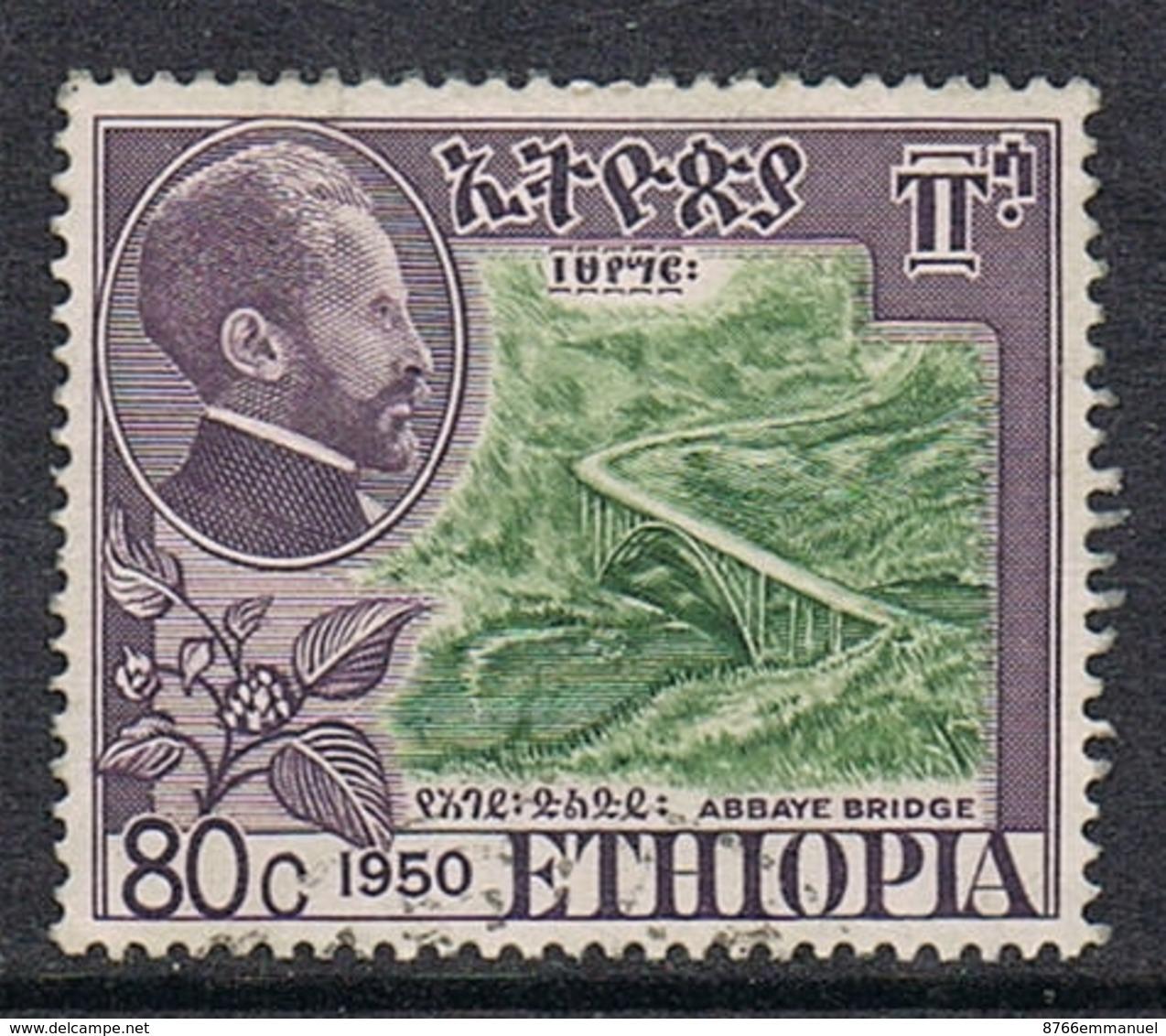 ETHIOPIE N°295 - Ethiopie