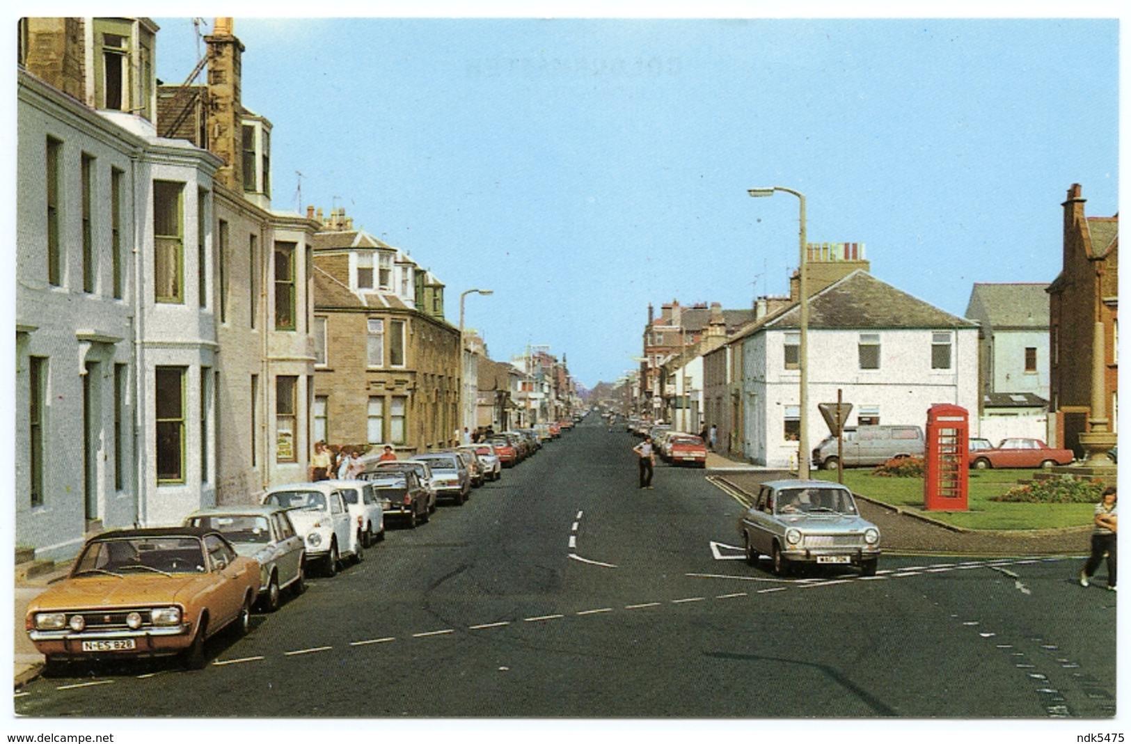 TROON : PORTLAND STREET - Ayrshire