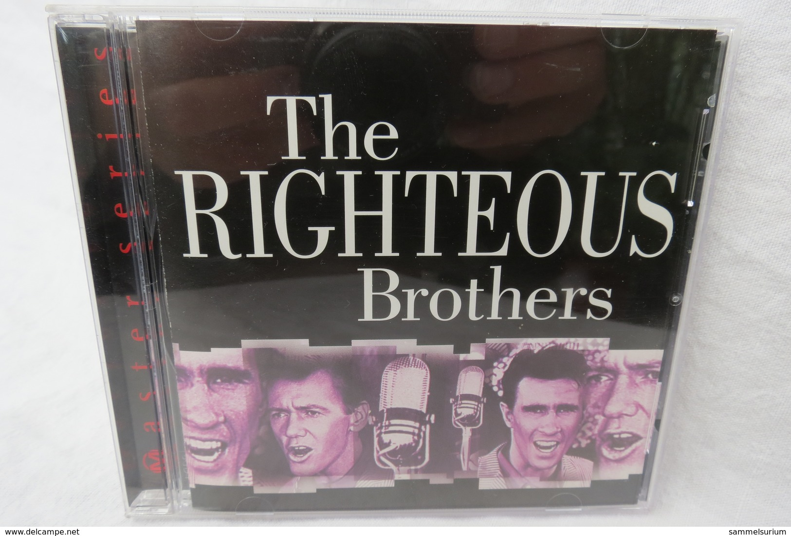 """CD """"The Righteous Brothers"""" Master Series - Sonstige"""