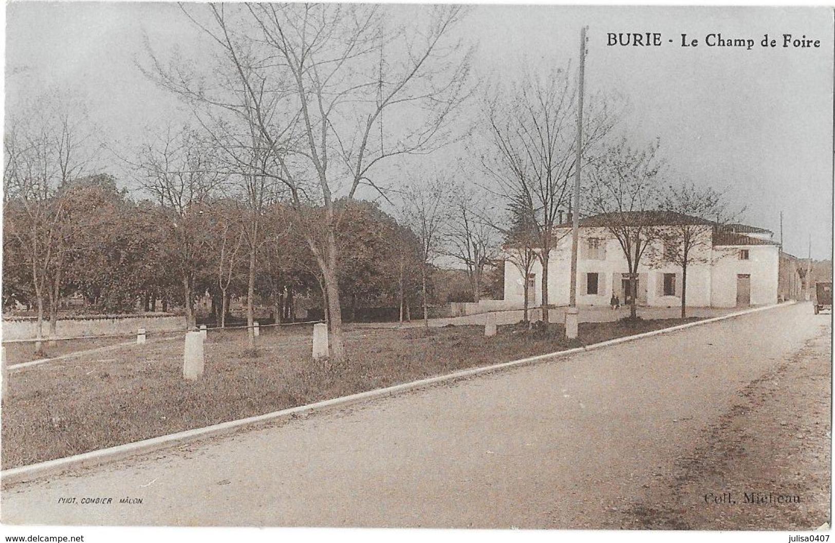 BURIE  (17) Le Champ De Foire - Autres Communes