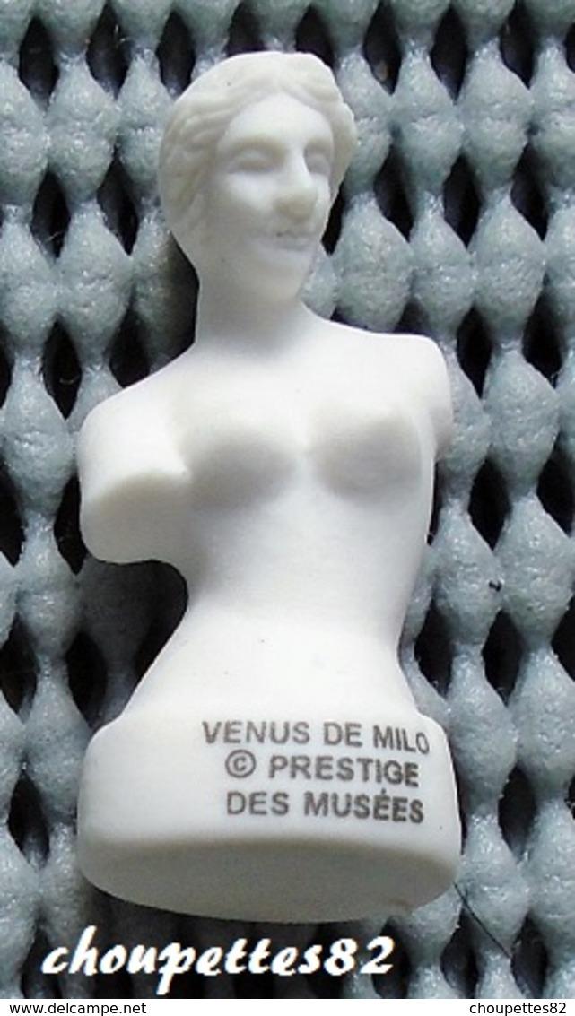 Fèves Fève Alcara 1999 Prestige Des Musées Vénus De Milo - Fèves