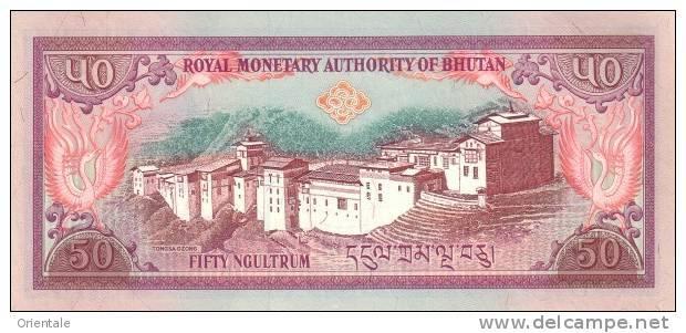 BHUTAN P. 24 50 N 2000 UNC - Bhoutan