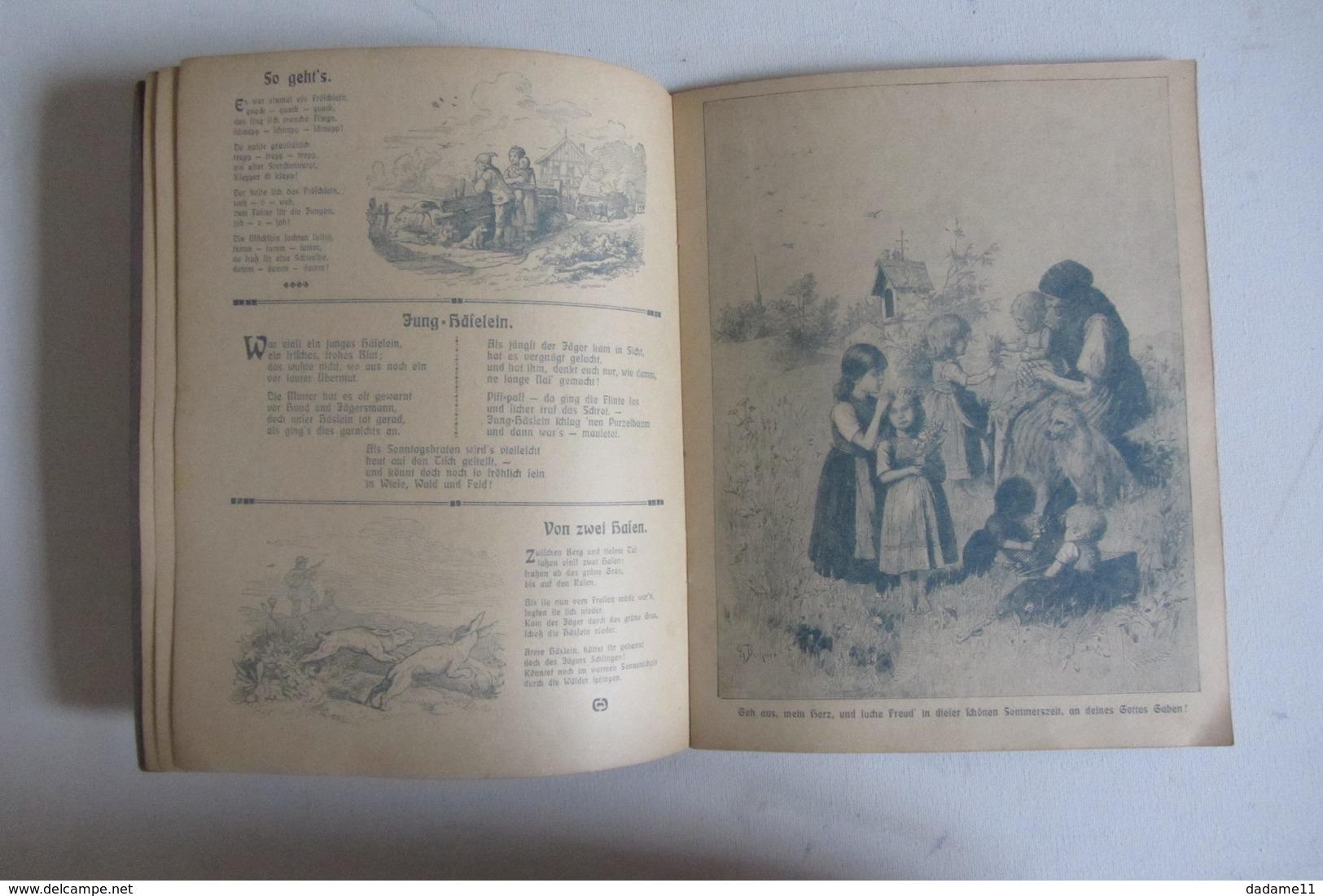 Kinderglück Von Ludwig Richter  Konstanz - Livres Pour Enfants