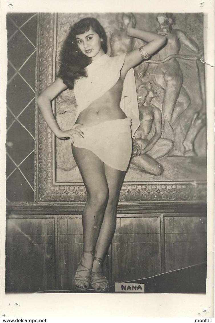 Antique - Art - Glamour Foto  ORIGINAL - Pin-Ups