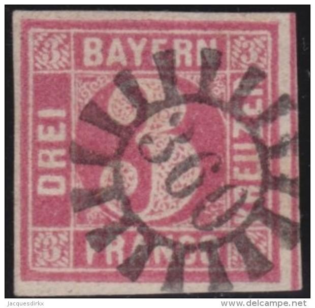 Bayern     .     Michel   .     9      .     O   .      Gebraucht    .    /    .    Cancelled - Bayern