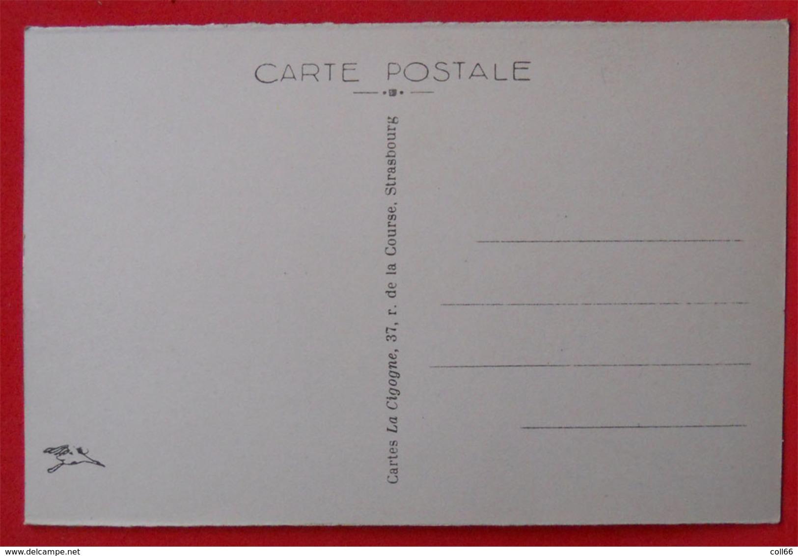 57 Sarrebourg Lot 1938 Lot De 16 Cpa Cartes Postales Différentes éditeur La Cigogne Strasbourg - Sarrebourg