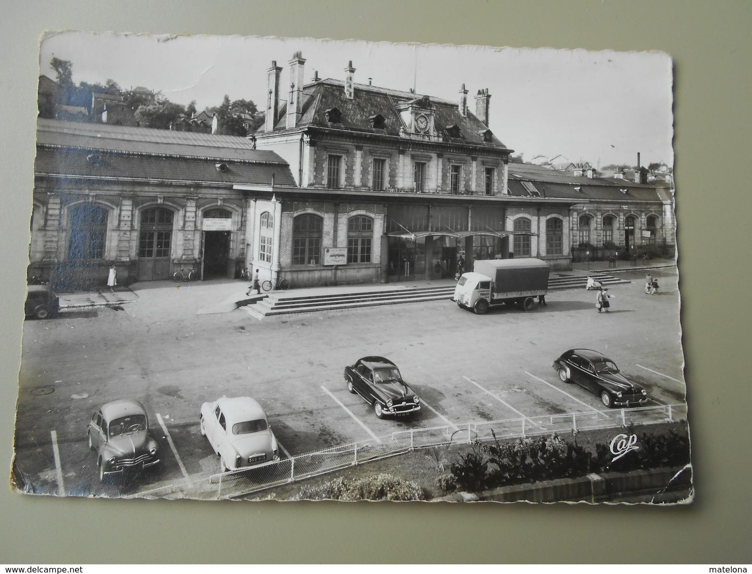 CORREZE BRIVE LA GARE  VOITURES AUTOMOBILE - Brive La Gaillarde