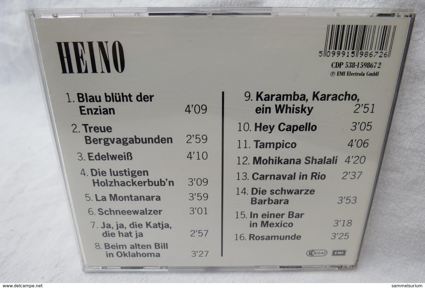 """CD """"Heino"""" Gold Collection - Sonstige - Deutsche Musik"""