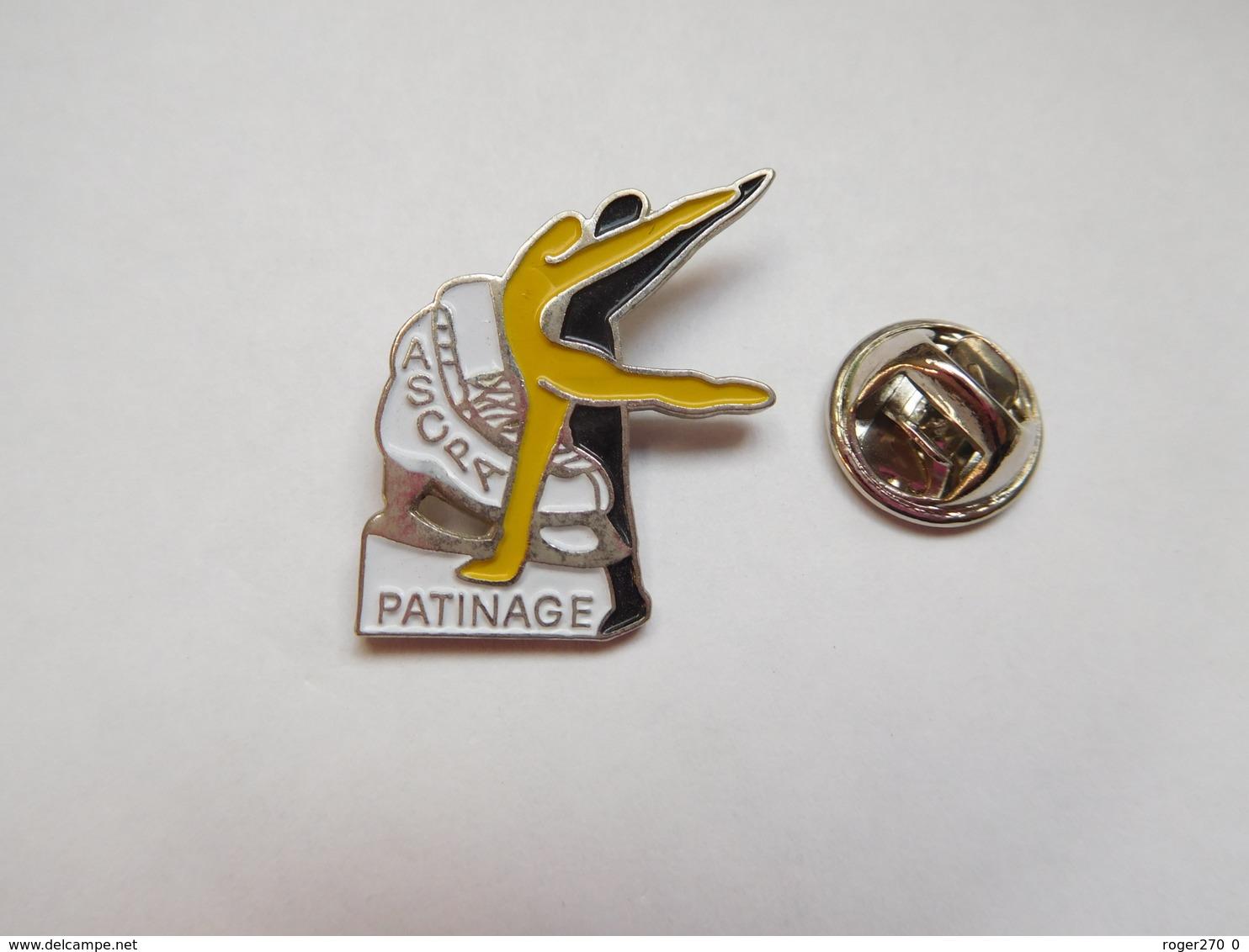 Beau Pin's  , Patinage Artistique , ASCPA , Association Sportive Et Culturelle De Pessac Alouette , Gironde - Skating (Figure)
