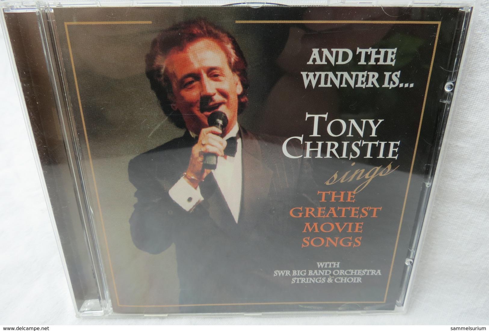 "CD ""Tony Christie"" Sings The Greatest Movie Songs - Filmmusik"