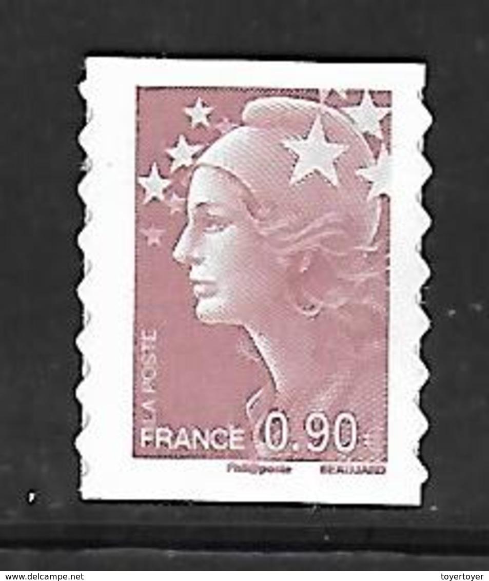 A282  Adhésif Marianne De Beaujard N°287 N++ - Sellos Autoadhesivos