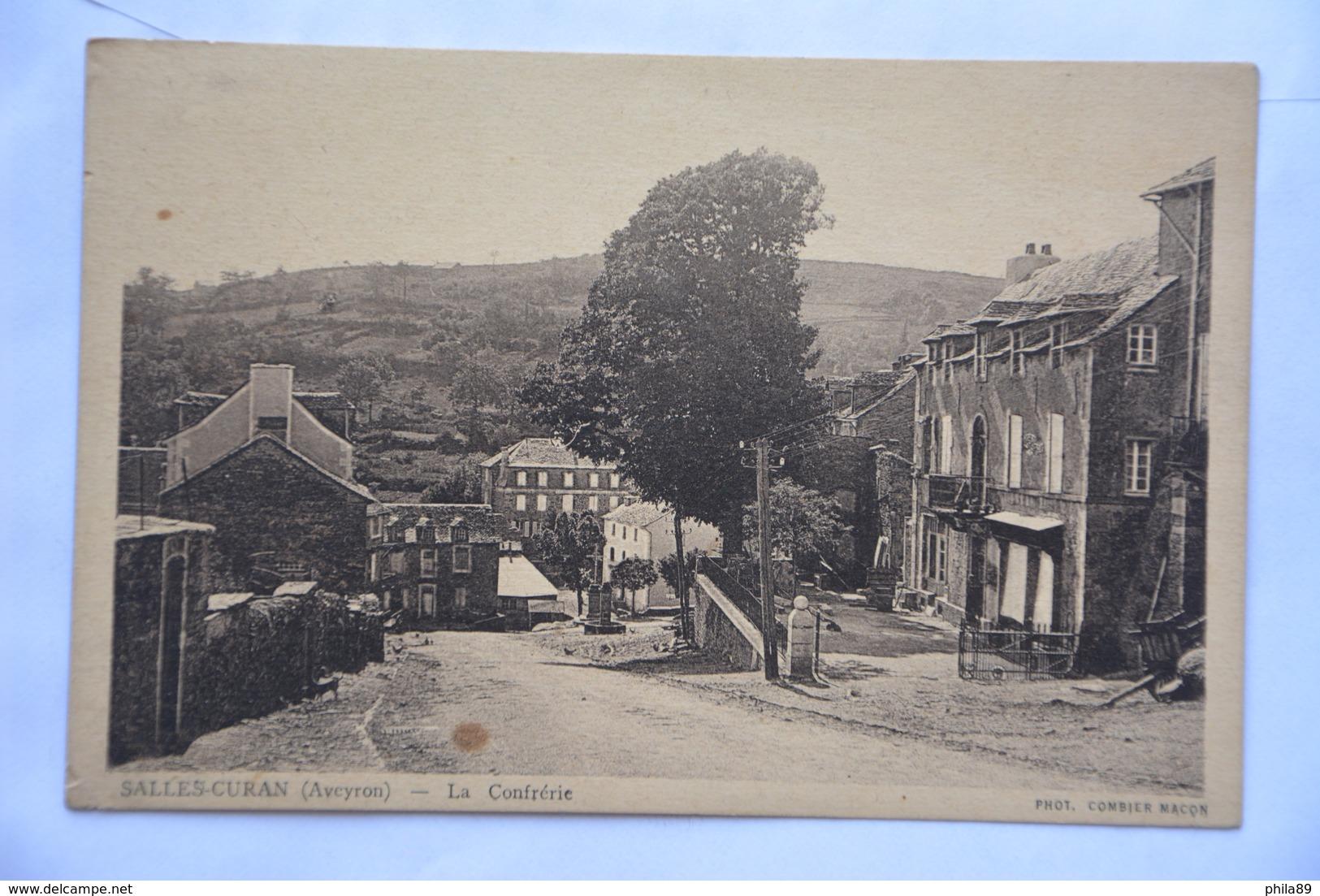 SALLES-CURAN-la Confrerie - Other Municipalities