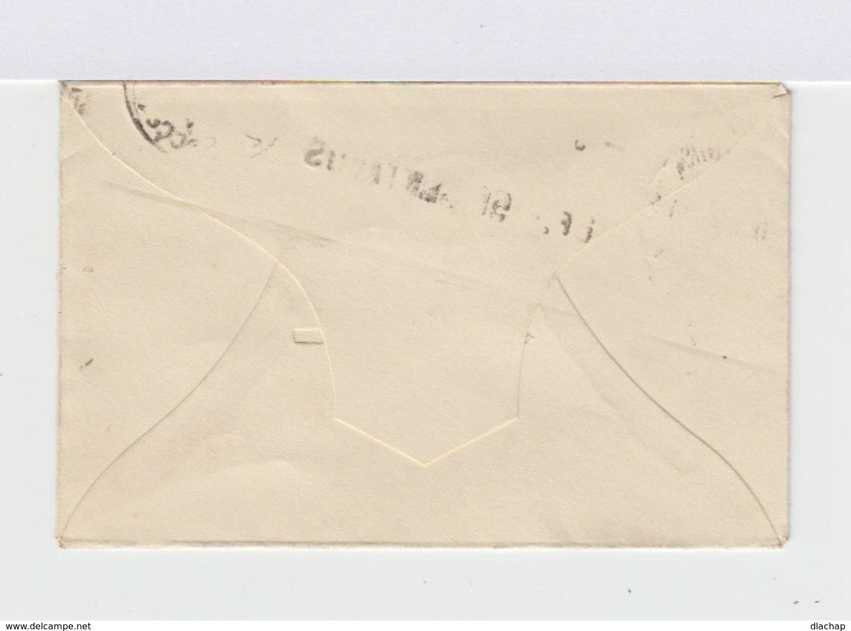 Enveloppe Portugal 1936. Deux Timbres: 10 C. Et 25 C. CAD Bilbao Central 1936. (713) - Marcophilie