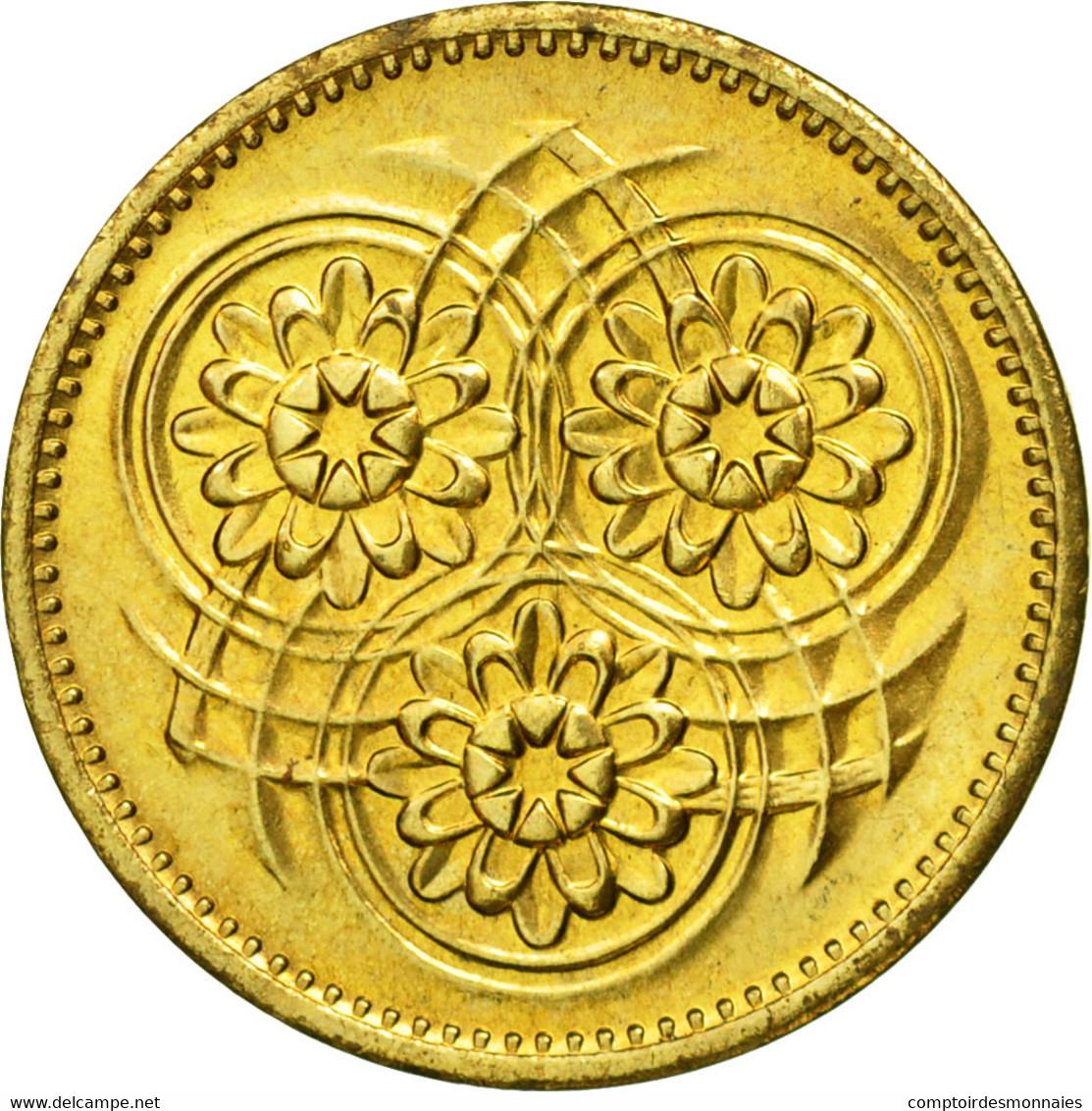 Monnaie, Guyana, Cent, 1988, TTB, Nickel-brass, KM:31 - Guyana