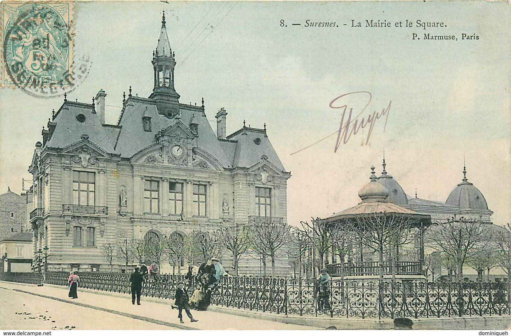 Lot De 50 CPA De Suresnes 92 Plusieurs Animations - Postcards