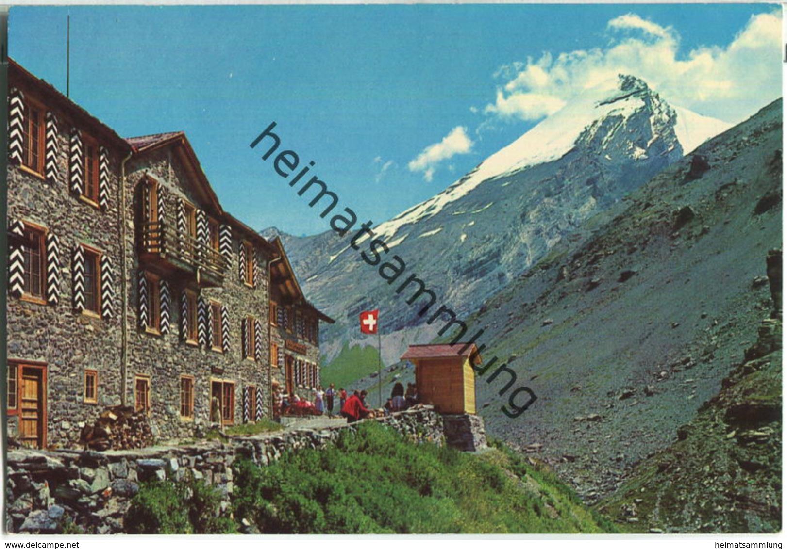 Kandersteg - Hotel Schwarenbach Am Gemmiweg - Altles - Verlag E. Gyger Adelboden - BE Berne
