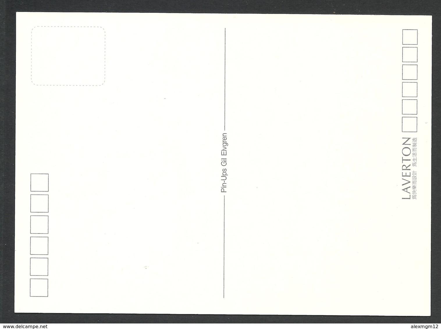 Gil Elvgren, Last Stand, 1961, Pin-Up. - Pin-Ups