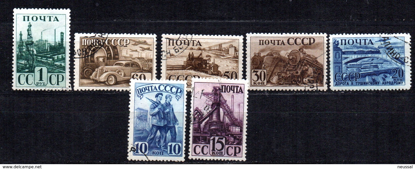 Serie  Nº 810/6  Rusia - 1923-1991 URSS