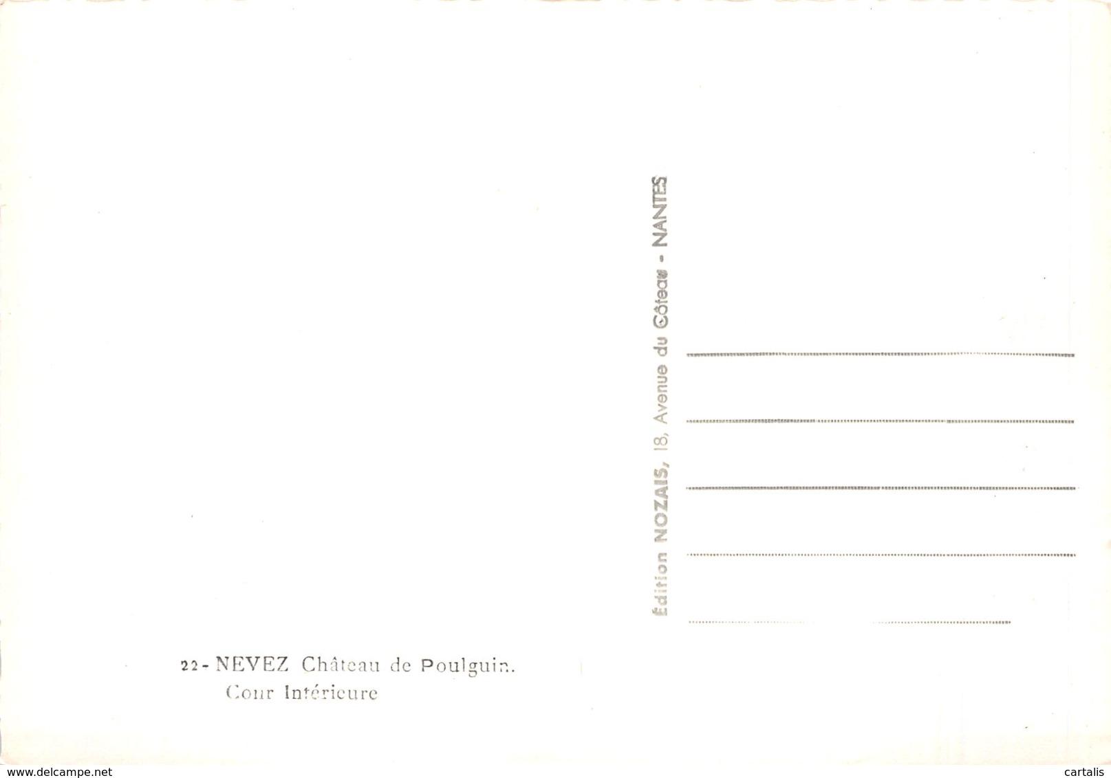 29-NEVEZ-N°C-4319-A/0365 - Névez