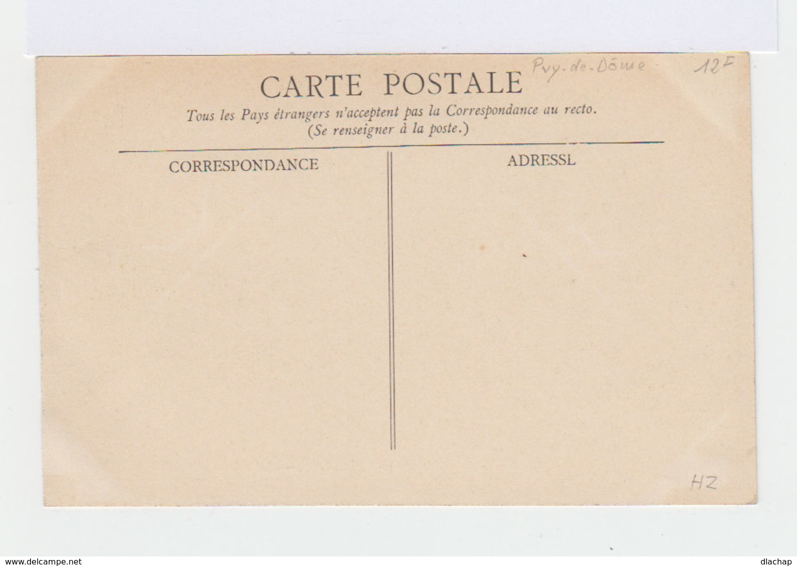 Trois CPA L'Auvergne Pittoresque: Charbonnières, Pouzol, Riom. - France