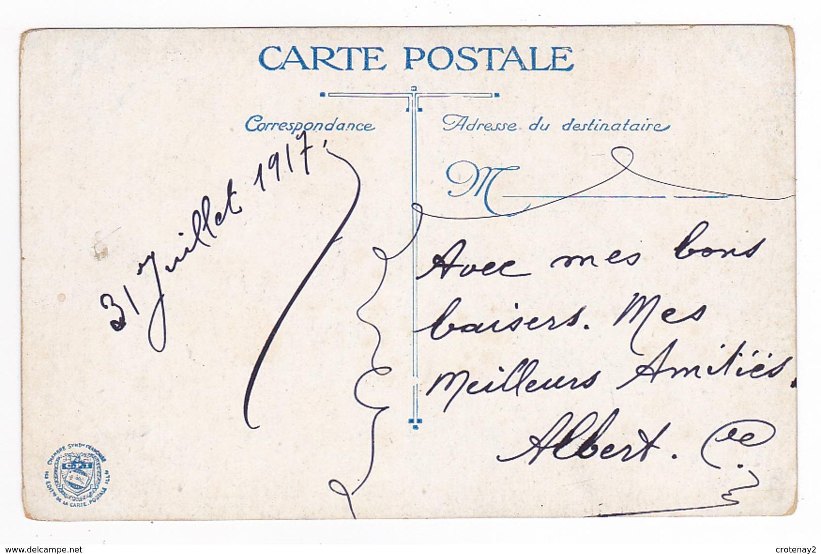 Maurice Paul Emmanuel SARRAIL Militaire Né à Carcassonne Ecole St Cyr 1ère Guerre Mondiale VOIR DOS Phot Manuel Paris - Personnages