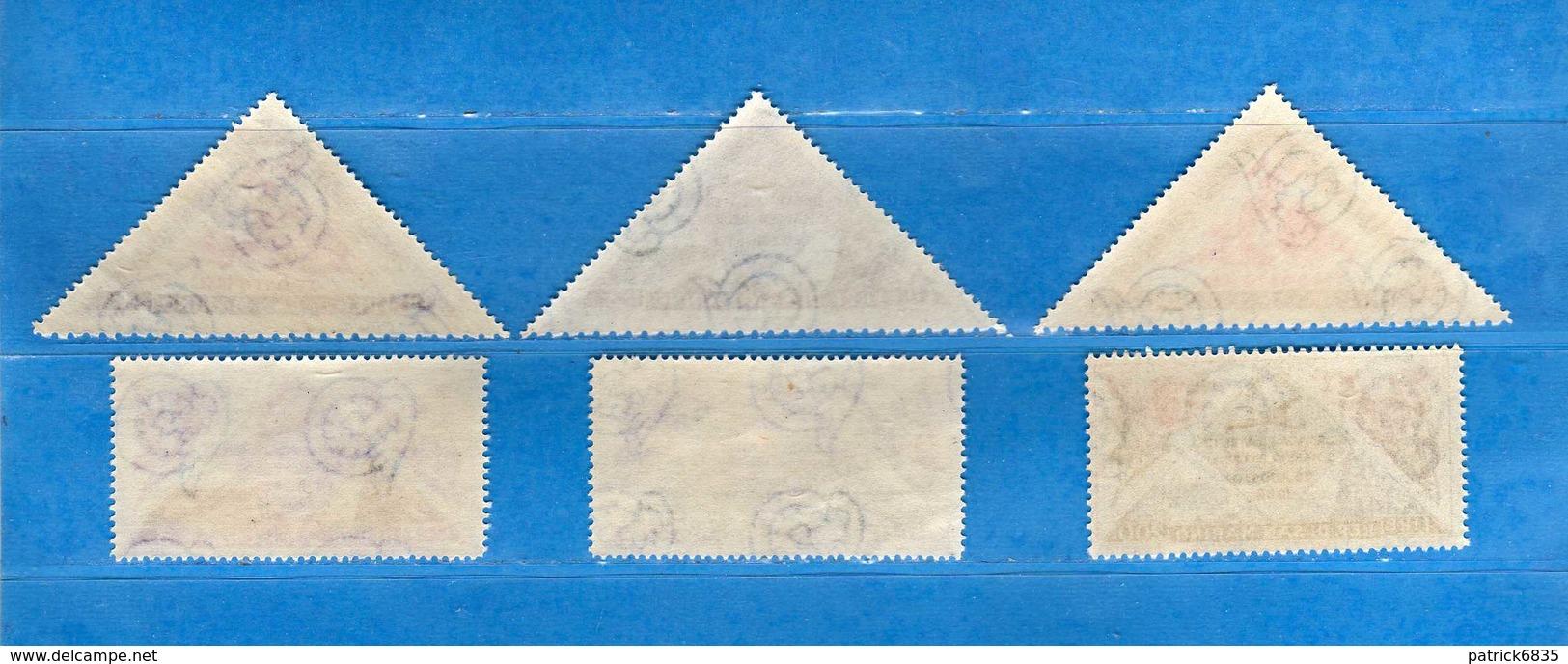 (Riz1) San.MARINO**-1952 - POSTA AEREA - Giornata Filatelica . Unif. A103/A108.  MNH. Vedi Descrizione - Luftpost