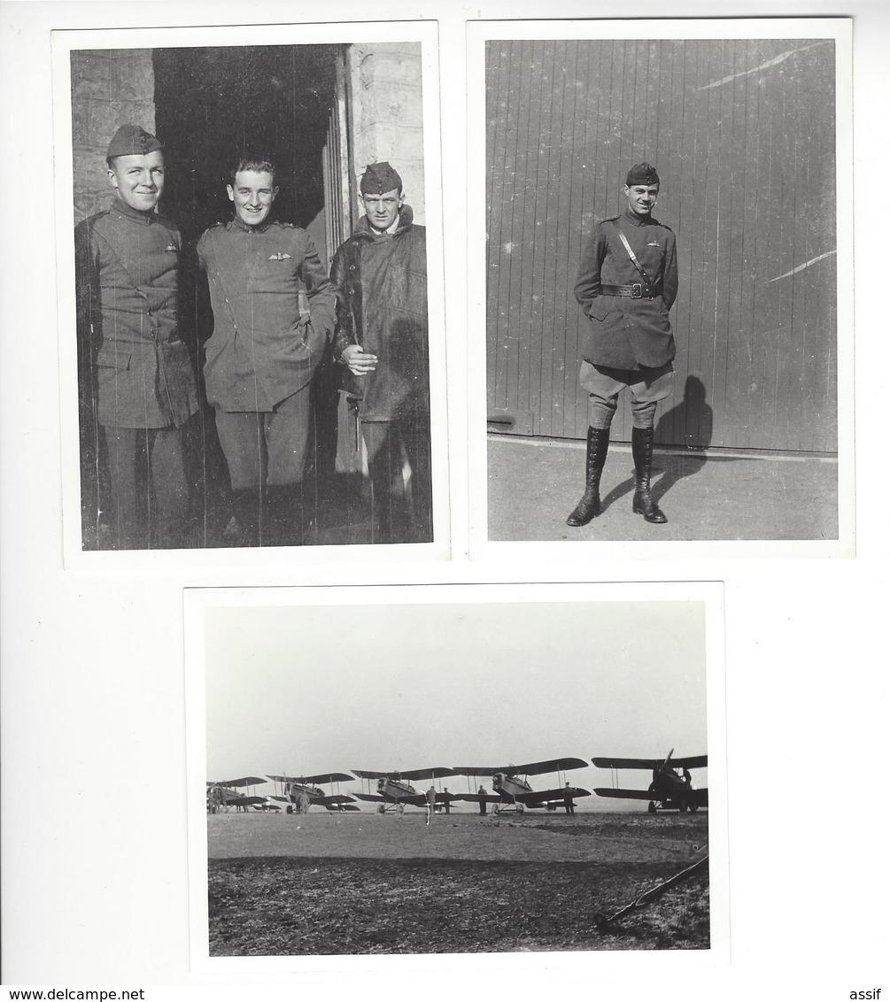 K.G. LEASK (? - ?) LAS + 3 PHOTOS AS AVIATION ANGLAISE RAF AUTOGRAPHE ORIGINAL AUTOGRAPH /FREE SHIP. R - Autographs