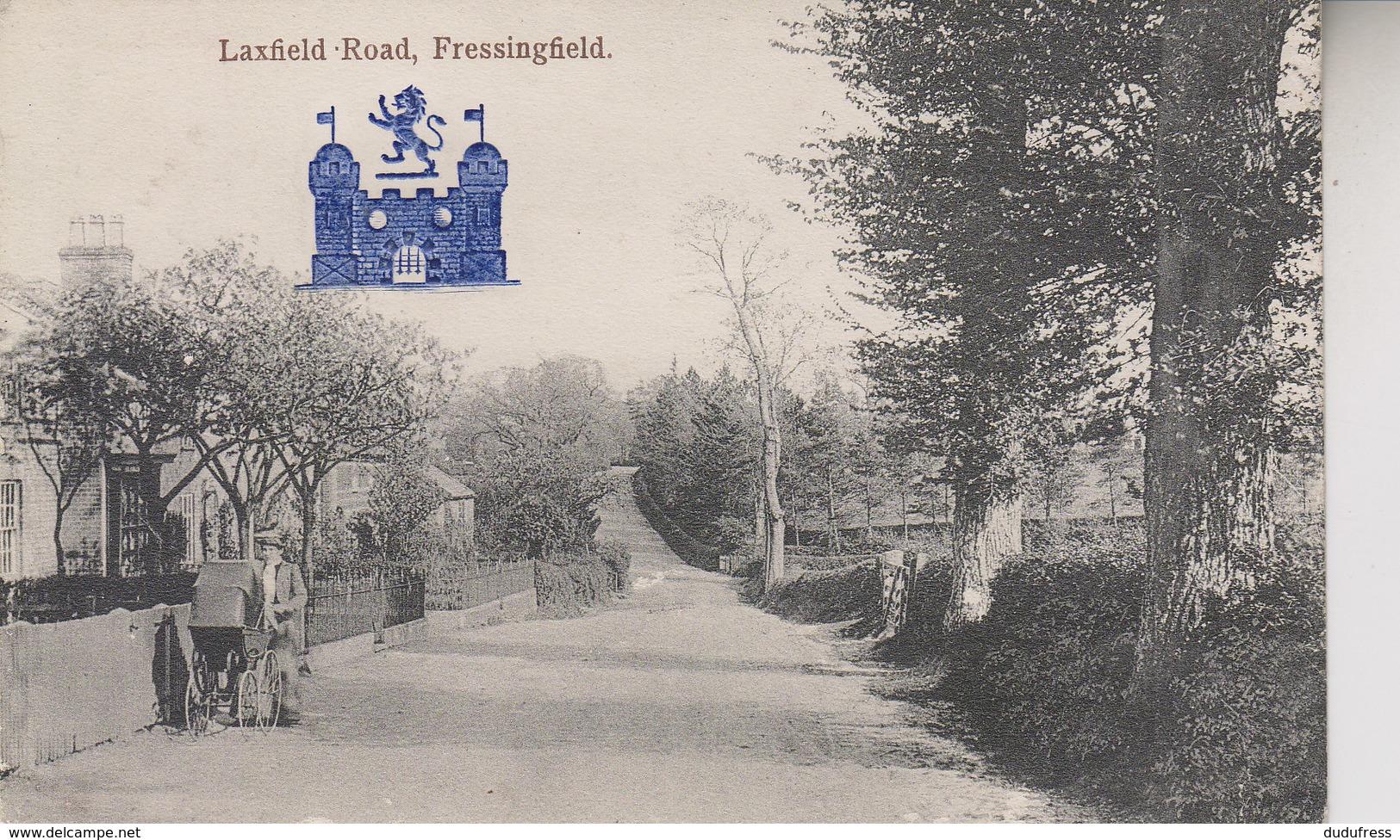 LAXFIELD ROAD , FRESSINGFIELD - Non Classés