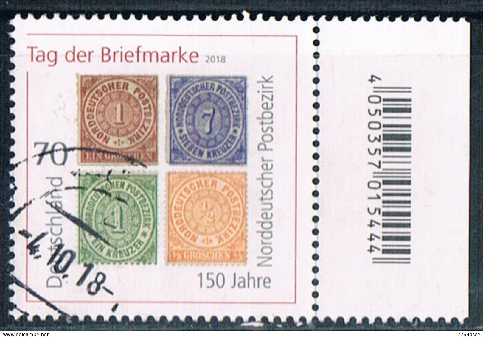 2018  Tag Der Briefmarke - [7] Federal Republic