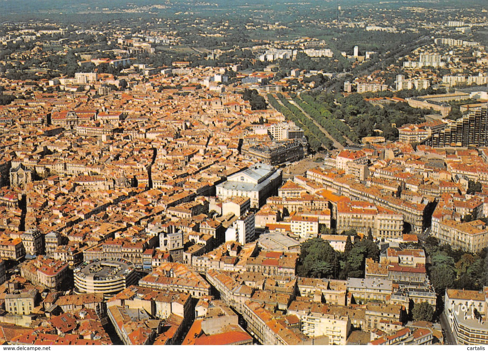 34-MONTPELLIER-N°C-4347-B/0163 - Montpellier
