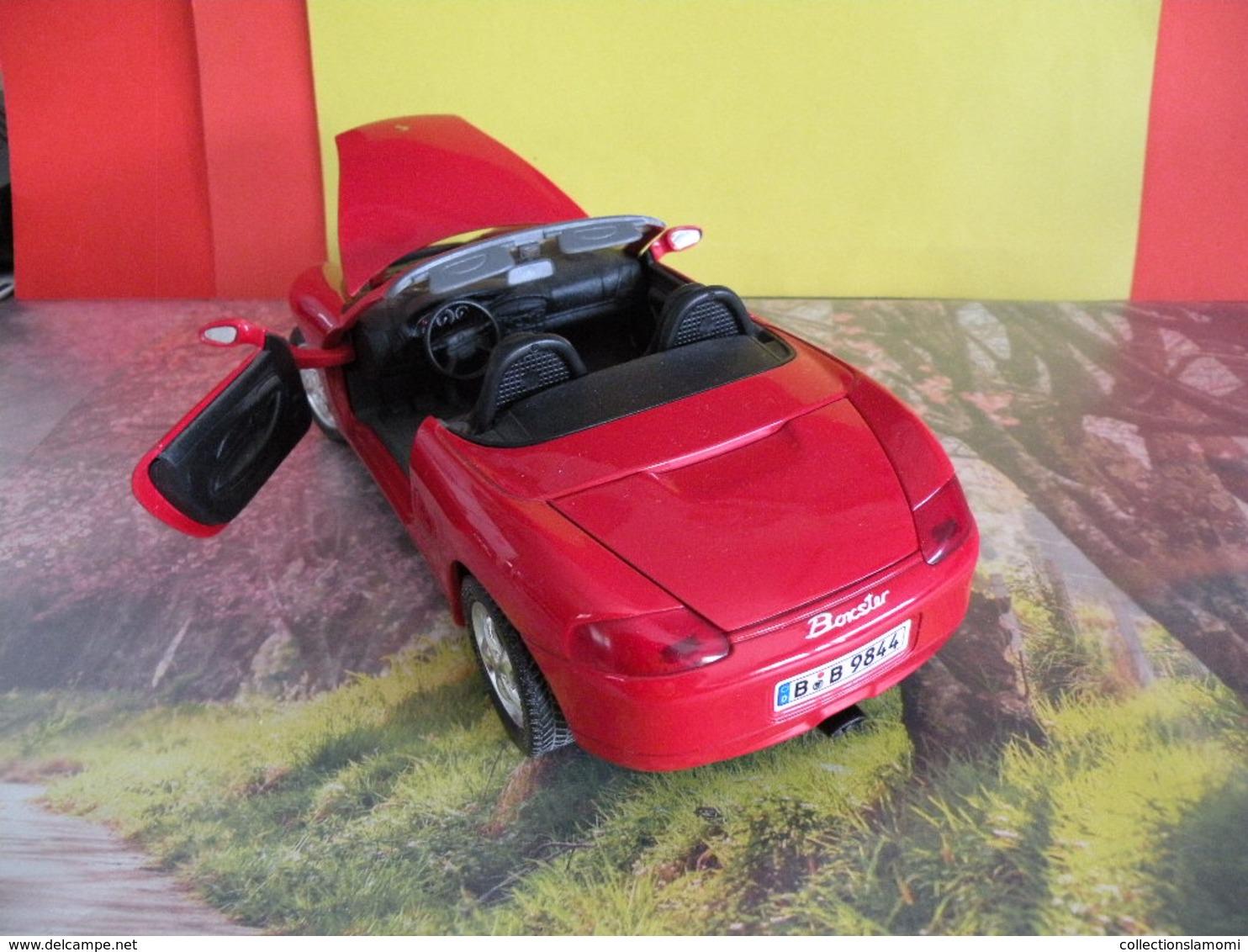 Porsche Boxster - 1998 - Métal Neuf - 1/18 - Sans Boite - Solido - - Solido