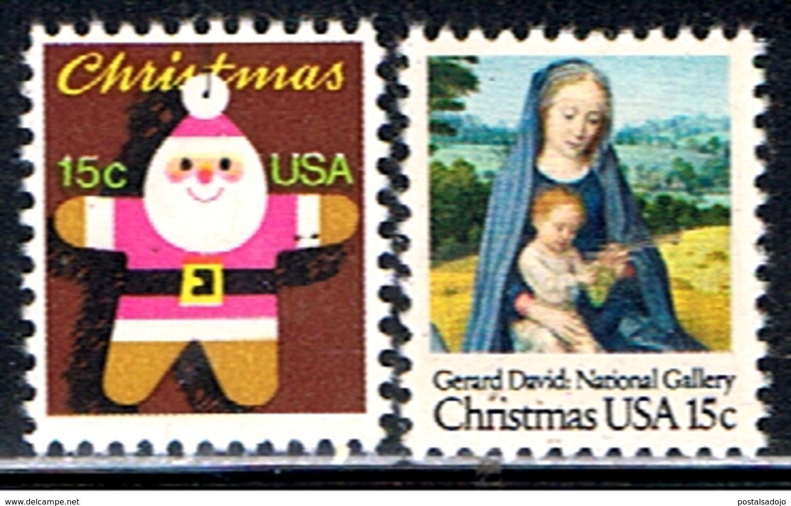 US 1594 // Y&T 1259,1260 // 1979 - Estados Unidos
