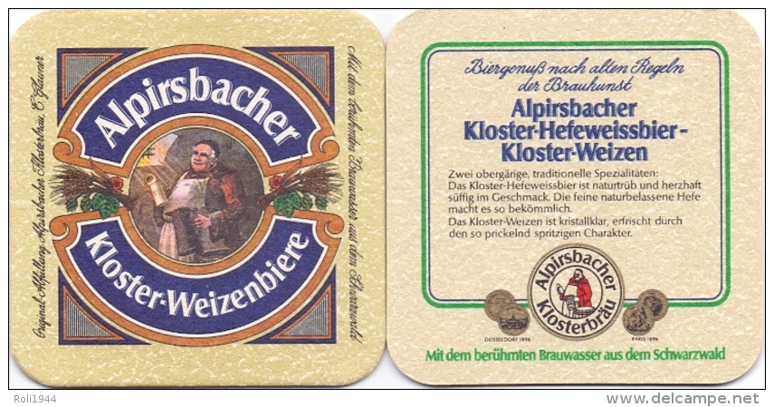 #D133-264 Viltje Alpirsbacher - Sous-bocks