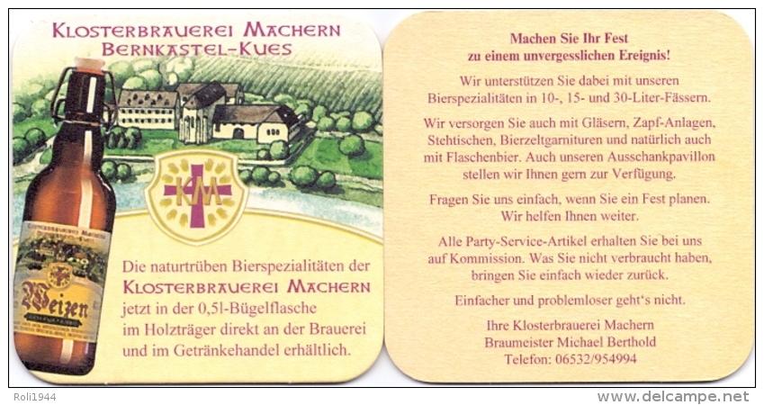 #D176-017 Viltje Brauerei Kloster Machern - Sous-bocks