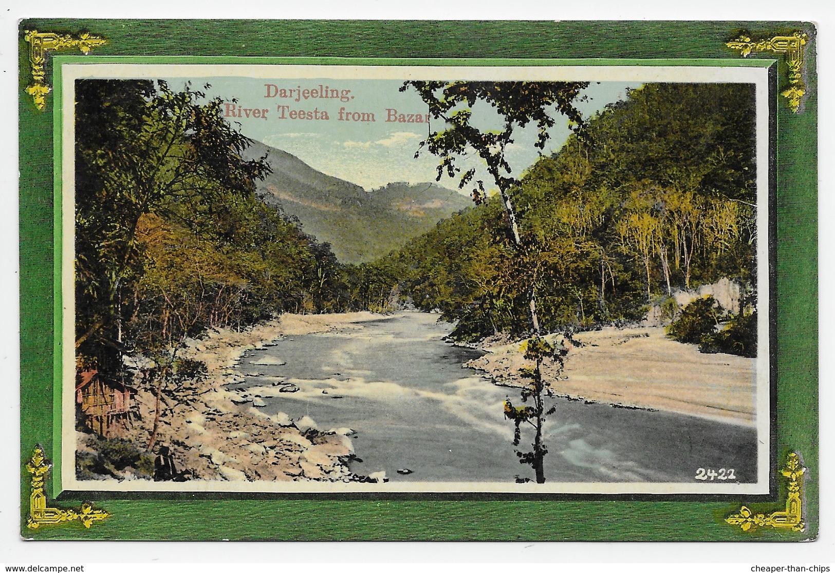 Darjeeling - River Teesta From Bazar - Nestor Gianaclis 2422 - India