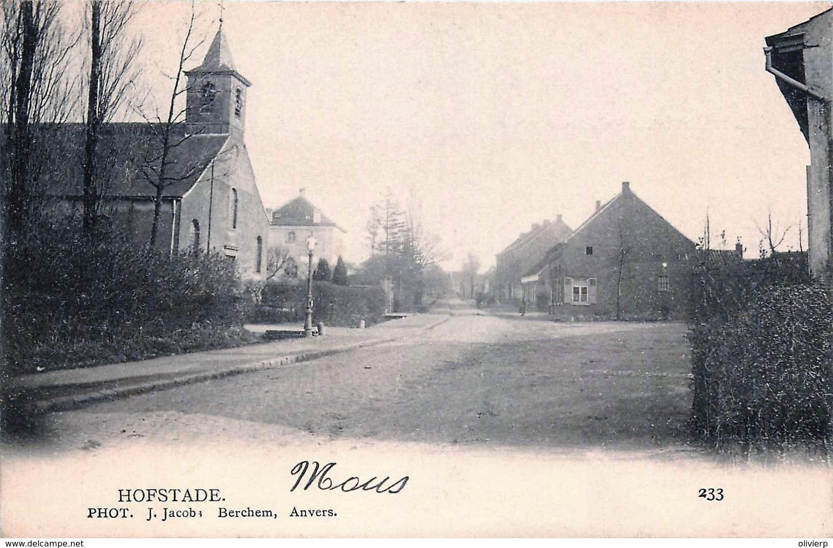 Zemst - Hofstade - Centrum - Zemst