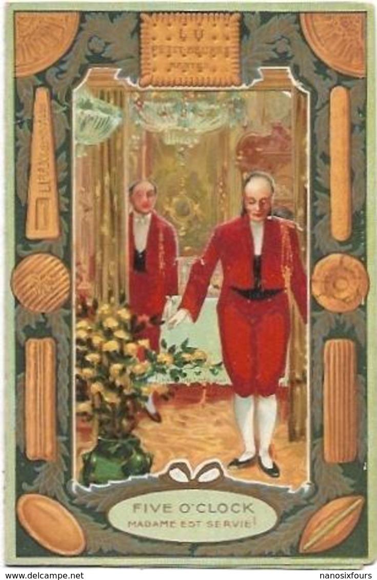 PUB CALENDRIERS  LU   AN 1907 - Calendriers