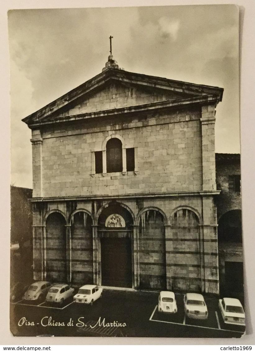 PISA CHIESA DI S.MARTINO NV FG - Pisa