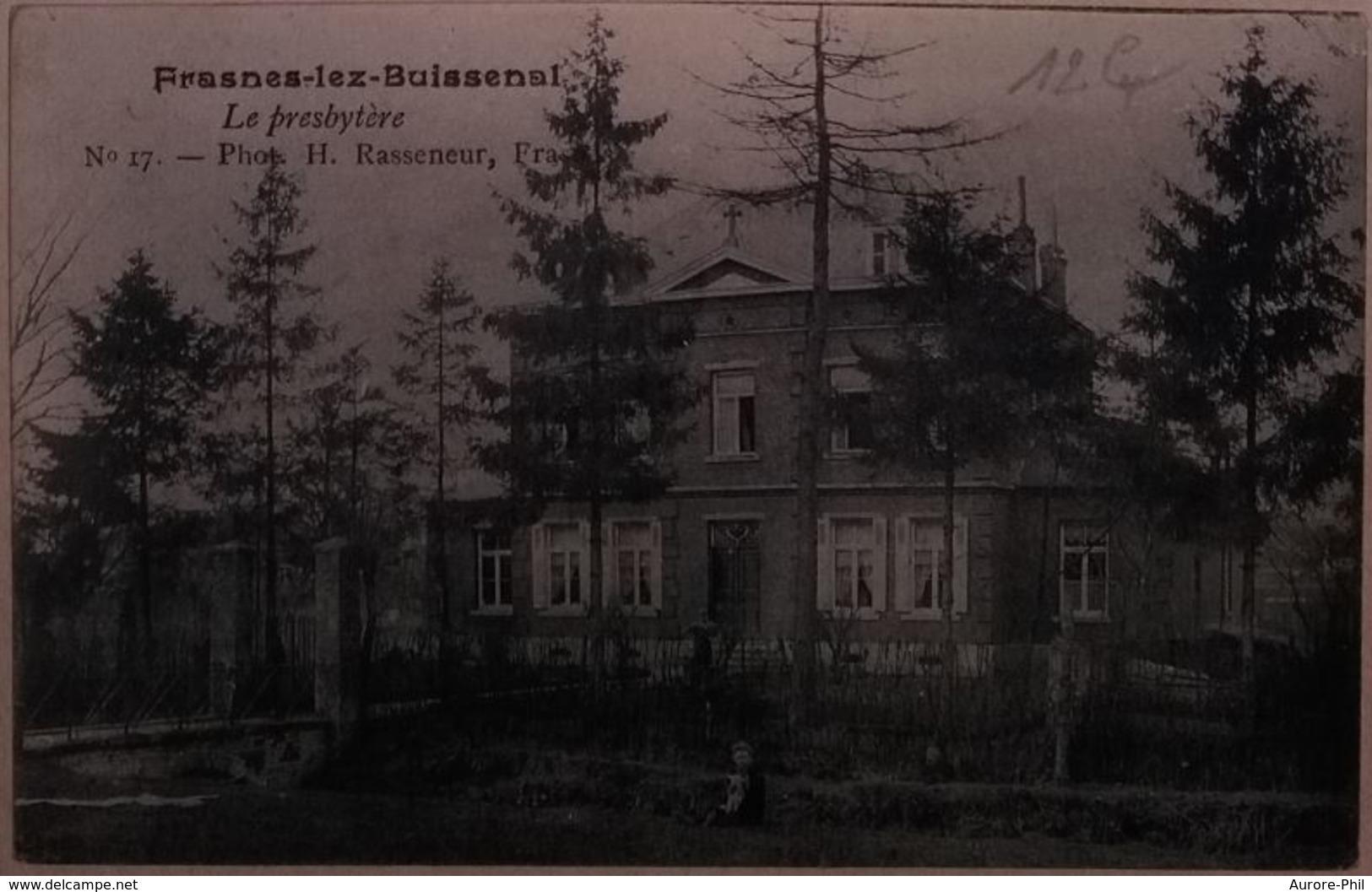 Frasnes-lez-Buissenal  Le Presbytère - Frasnes-lez-Anvaing