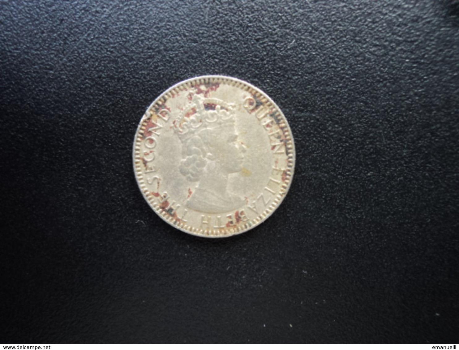 SEYCHELLES : 25 CENTS   1972   KM 11     TTB Taché - Seychelles