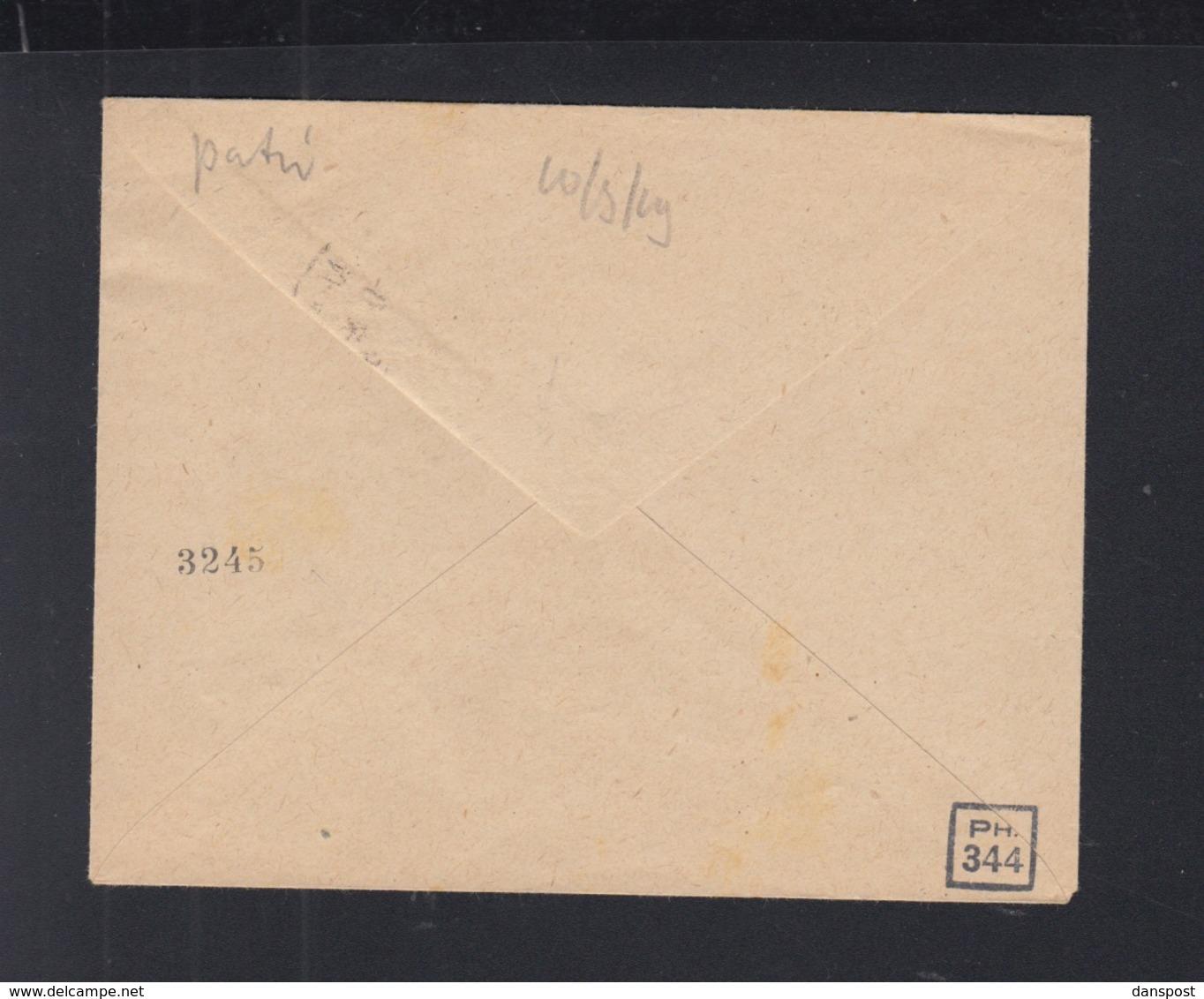 France Cachet Congres De La Paix 1919 - Poststempel (Briefe)