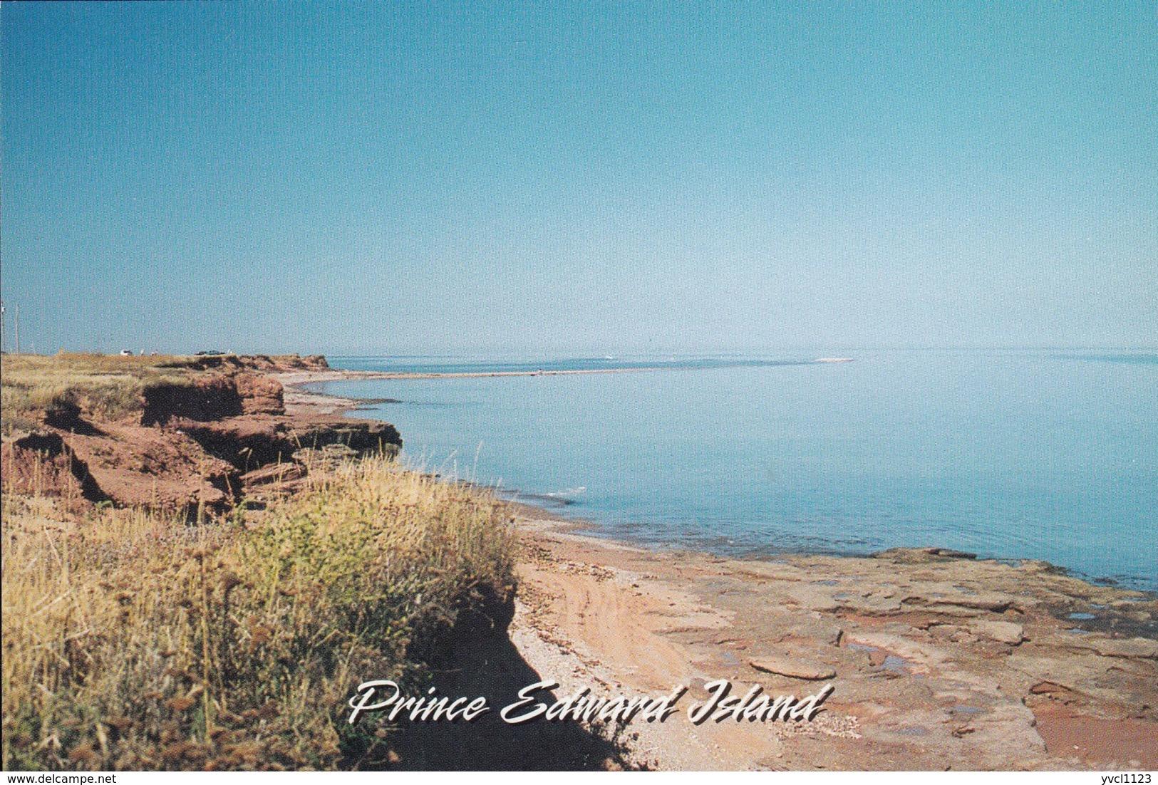 Prince Edward Island, North Cap Reef (*) (PC439) - Prince Edward Island