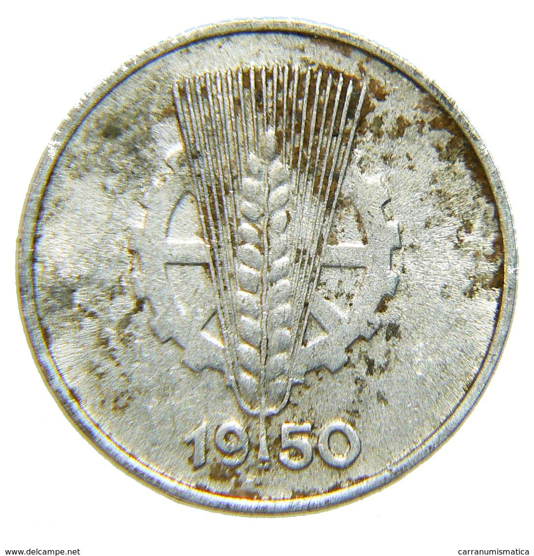 [NC] GERMANIA DDR - 1 PFENNIG 1950 E - [ 6] 1949-1990 : RDA - Rep. Dem. Tedesca