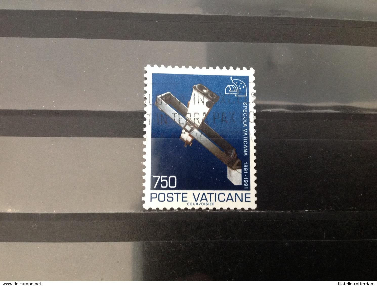 Vaticaanstad / Vatican City - Sterrenwacht (750) 1991 - Gebruikt