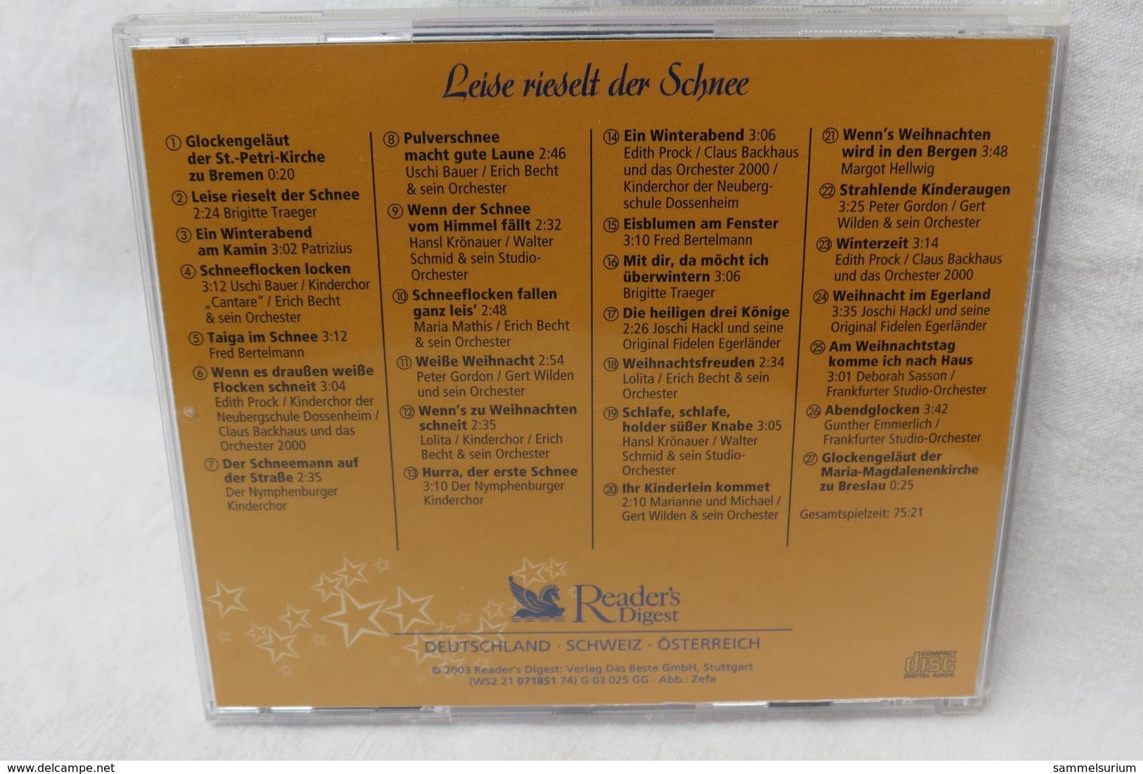 """CD """"Weihnacht, Wie Bist Du Schön!"""" Beliebte Stars Feiern Die Heilige Nacht, CD 4 - Weihnachtslieder"""