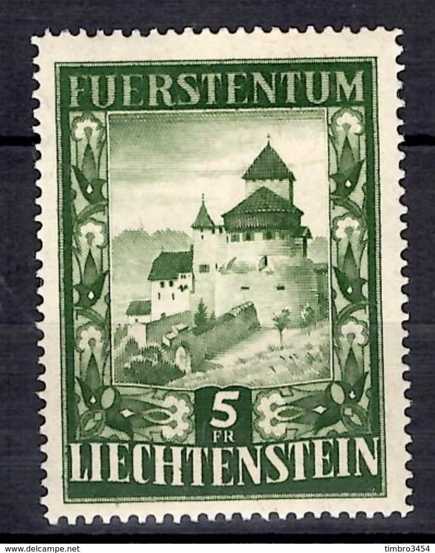 Liechtenstein YT N° 272 Neuf ** MNH. TB. A Saisir! - Liechtenstein