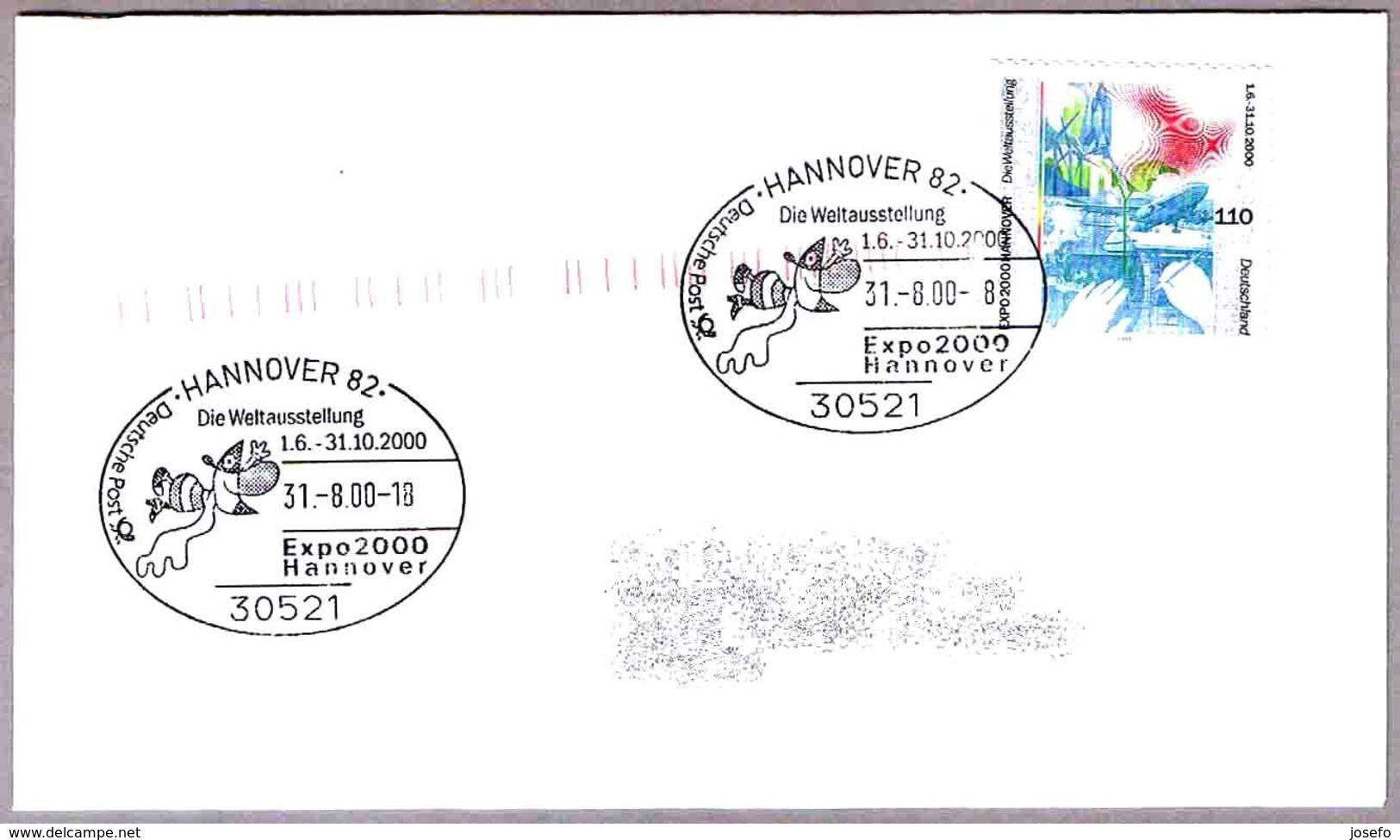 EXPO 2000 HANNOVER. - 2000 – Hanover (Germany)