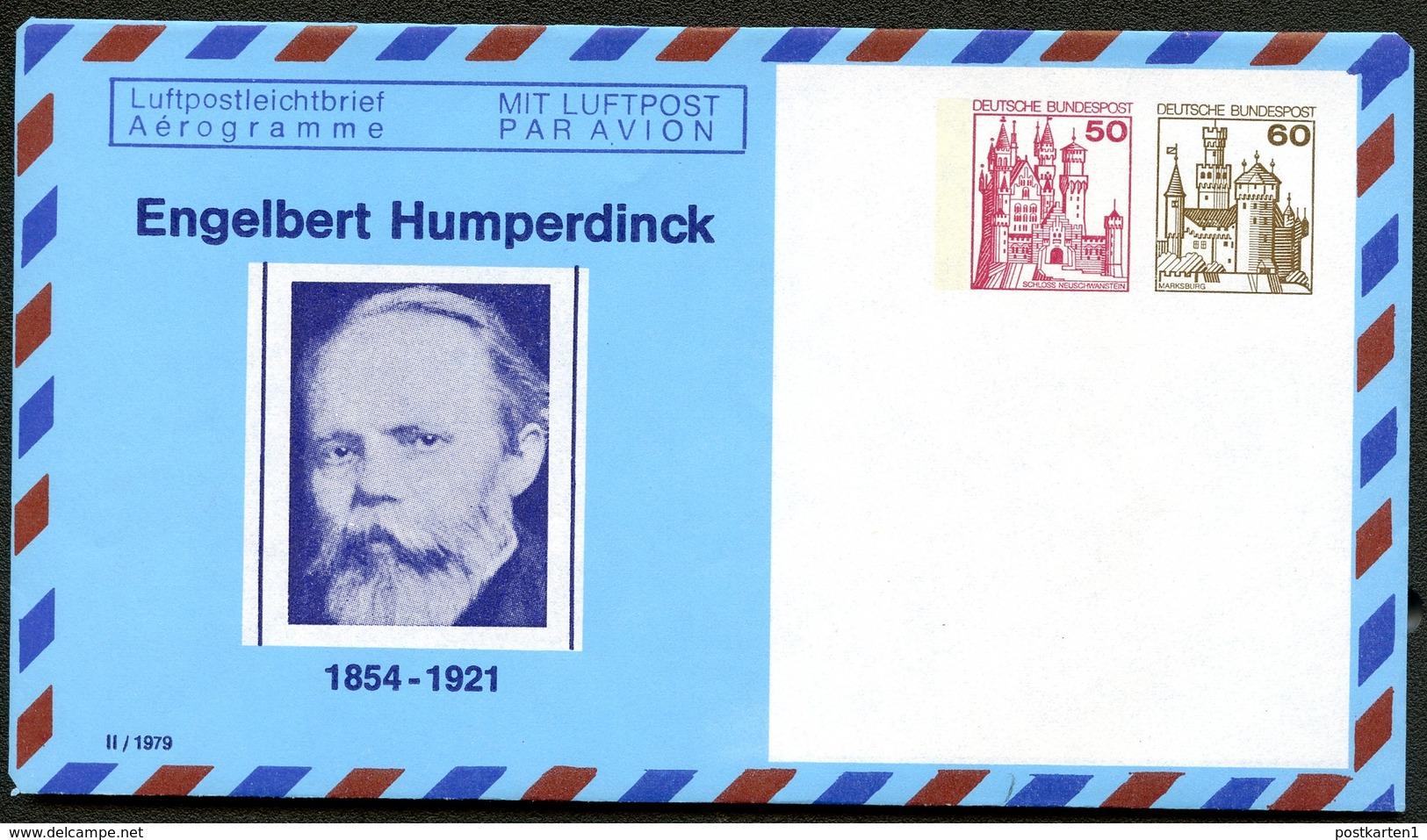 ENGELBERT HUMPERDINCK 1979 Germany PF31 C1/001 - Musik