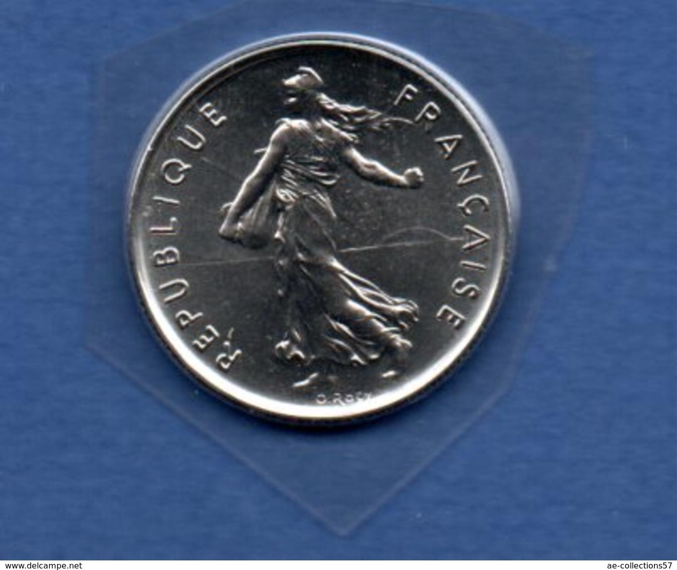 Semeuse -  5 Francs 1979 -  FDC  -scellée - France