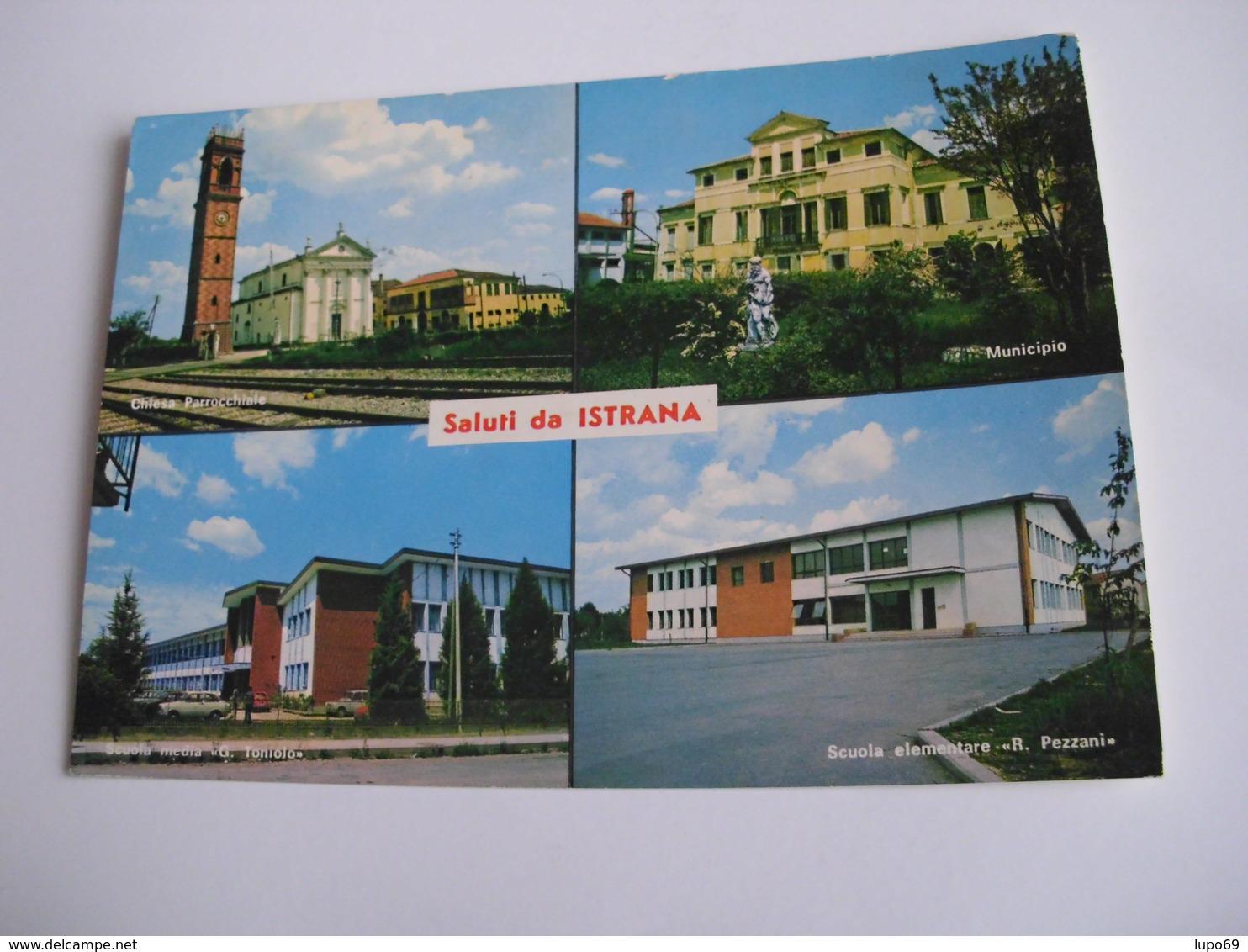 Treviso - Saluti Da Istrana - Treviso